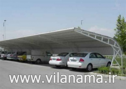 طراحی و اجرای سقف ویلا، سقف آلاچیق، سقف دکرا، ورق پرچین