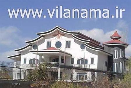 طراحی سقف ویلا، سقف شیروانی، سقف دکرا، آلاچیق، نمای ساختمان