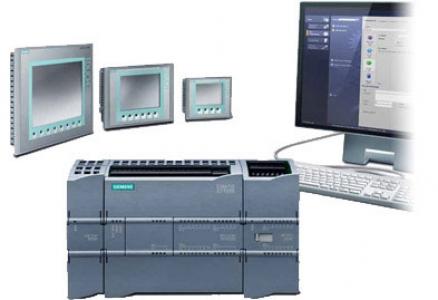 شرکت اتوماسیون صنعتی تکنو زیمنس | لوگو زیمنس (مینی پی ال سی)