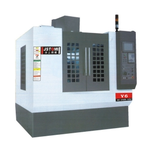ماشین تراش  cnc پر سرعت حفاری عمودی V6ریل مورب جستومی