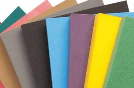 ورق فوم، ورق فوم EVA، ورق فوم صنعتی، فوم پلی اتیلن