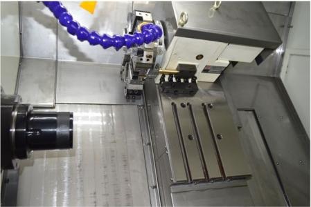 ماشین تراش cnc ریل مورب جستومی ، CZG36D به همراه تارت