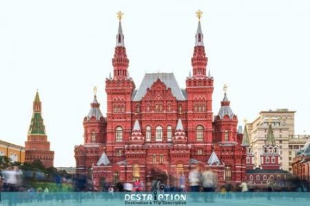 راهنمای سفر به روسیه سن پترزبورگ
