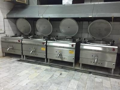 دیگ های چلو پز و خورشت پز و سرخ کن