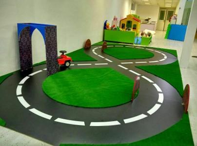 فروش شهرک پارک ترافیک کودکان در شادی آفرین