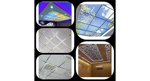 پخش و اجرای انواع سقف کاذب و کناف