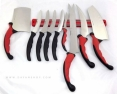 ست چاقو های آشپزخانه کانتر