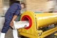 آبگیر فرش نگین صنعت | ماشین آلات مدرن  قالیشویی نگین