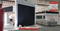 دکور سازی غرفه های نمایشگاهی با تلویزیون شهری