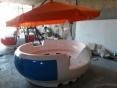 تولید قایق تفریحی موتوری